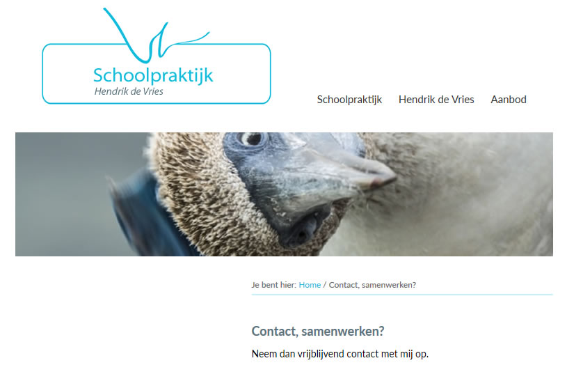 wordpress-website-schoolpraktijk